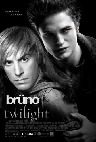 Twilight Book Paroides