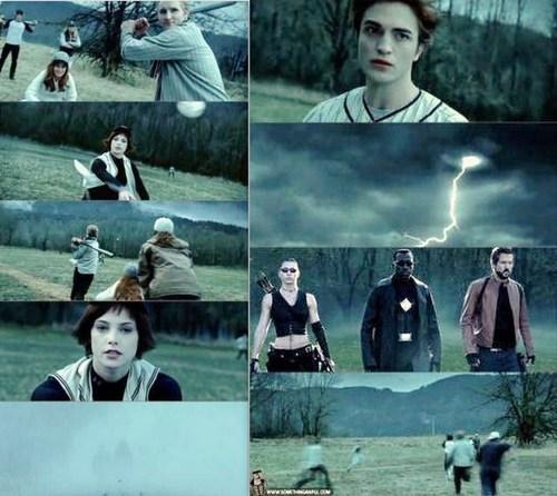 Twilight funny :)