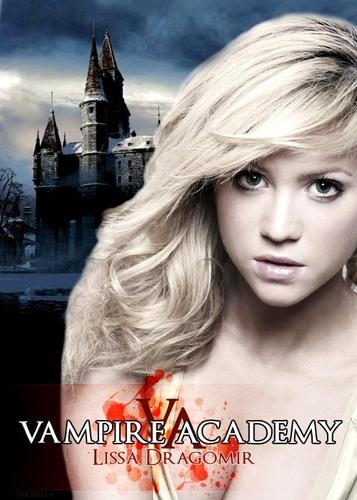 Vampire Academy movide poster (Lissa)