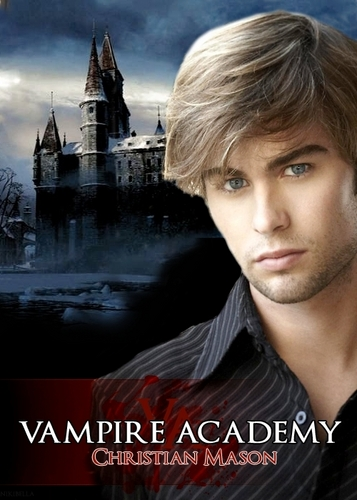 Vampire Academy movie poster (Christian) - vampire-academy Fan Art