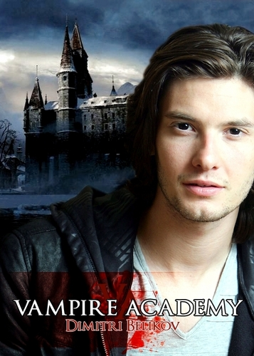 Vampire Academy movie poster (Dimitri)
