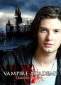 Vampire Academy movie poster (Dimitri) - vampire-academy fan art