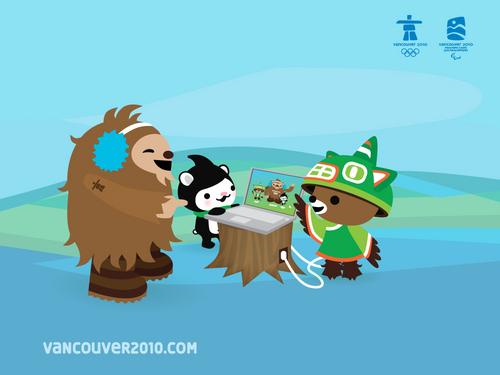 Vancouver 2010 Mascot
