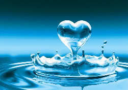 Water Full of Hearts
