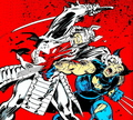 Wolverine vs. Silver Samurai - wolverine photo
