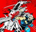 Wolverine vs. Silver Samurai