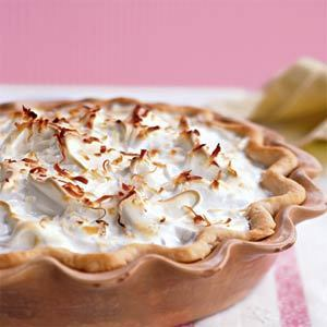 Yummy! Coconut Creme PIE!