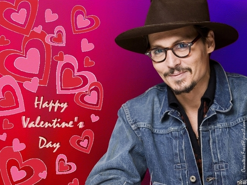 a Johnny Valentine (2010) - johnny-depp Wallpaper