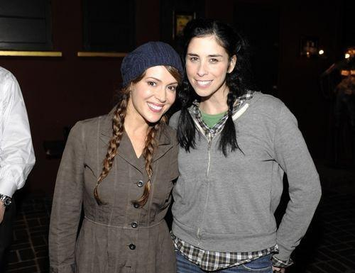 "alyssa- Q & A and Premiere Event for the New Season of ""The Sarah Silverman Program"""
