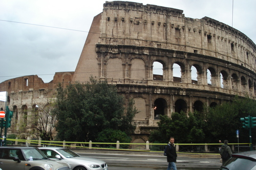 Italy 바탕화면 called colosseo