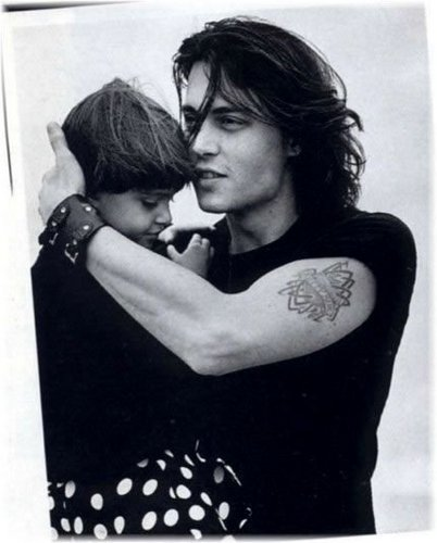 Johnny Depp wallpaper titled cute