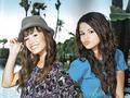 selena-gomez-and-demi-lovato - demi and sele wallpaper99 wallpaper