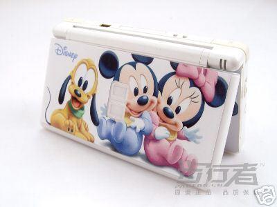 Nintendo DS achtergrond titled ds lite