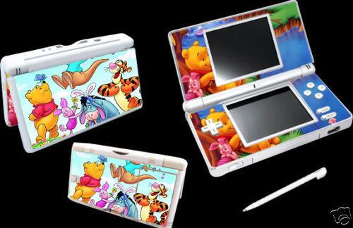 Nintendo DS achtergrond called ds lite