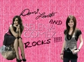 fan art - selena-gomez-and-demi-lovato fan art