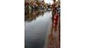 flooding in Disneyland !