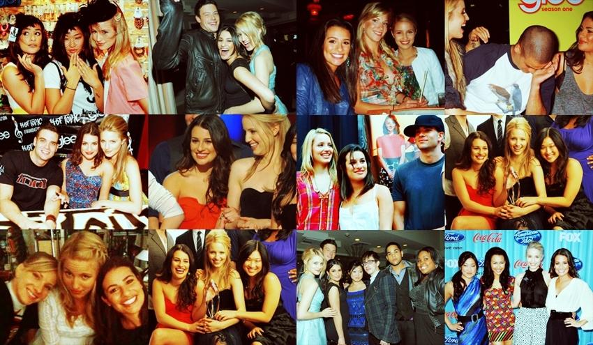 lea/dianna picspam - Lea Michele and Dianna Agron 850x495
