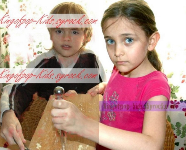 leaked photos of prince and paris - paris-jackson  photo