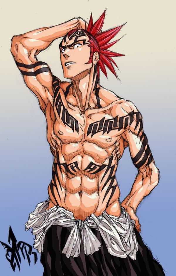 Deidara et son, ancien avatar - Page 2 Love-rinji-renji-abarai-10077162-600-940