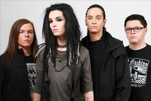 Tokio Hotel 壁紙 titled paris 2009