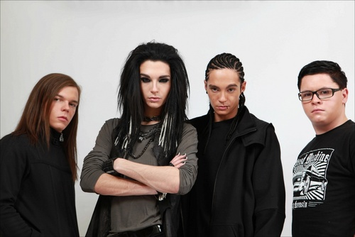 Tokio Hotel 壁紙 entitled paris 2009
