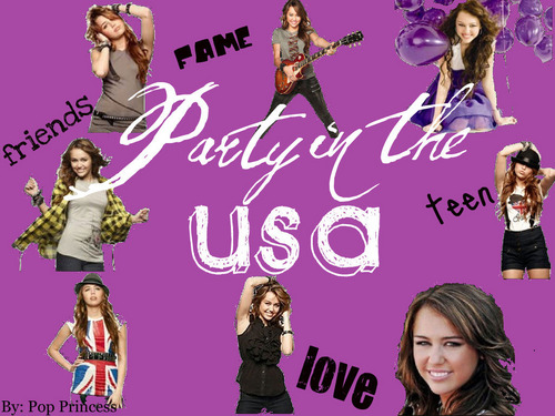 party in the usa Обои
