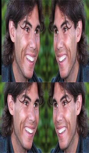 rafa amazing smiles ******