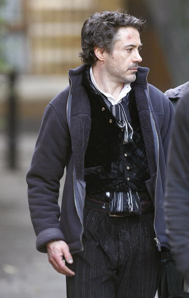 robert in sherlock holmes - Robert Downey Jr. Photo ...