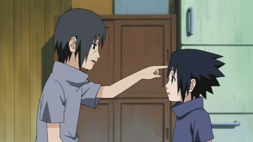 sasuke,itachi