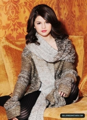 selena gomez winter shoots