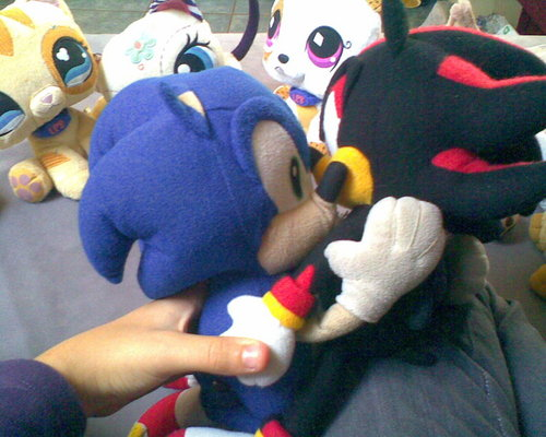 sonadow plush