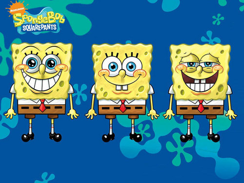spongebob squarepants Обои