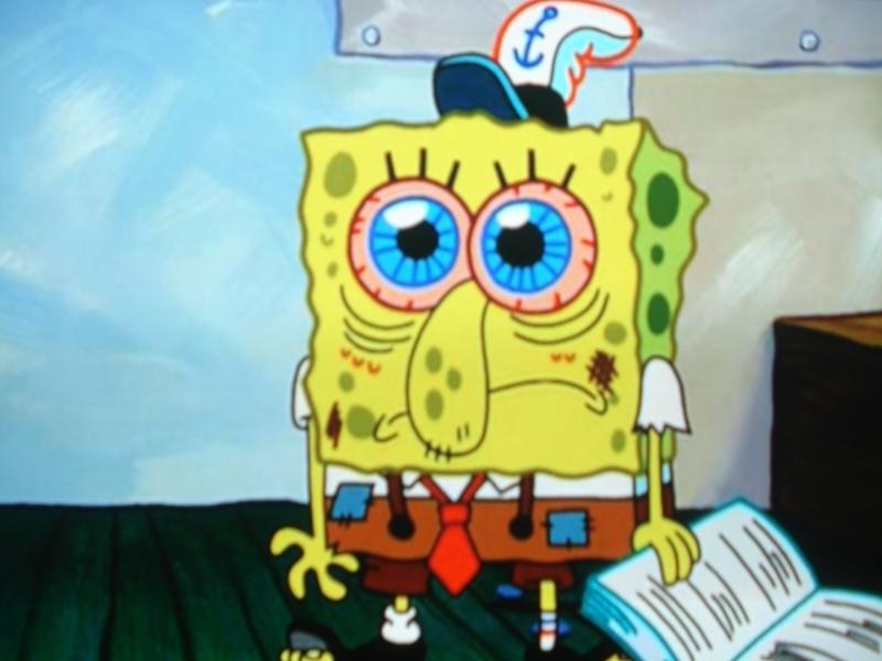 spongebob squarepants Обои