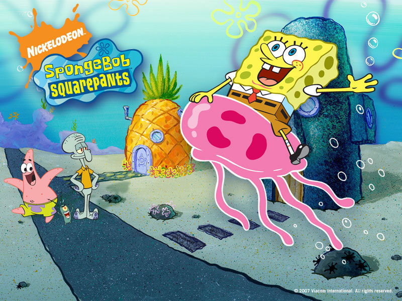 Bob Esponja Calça Quadrada Imagens Spongebob Squarepants Wallpapers