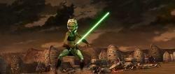 estrella wars the clone wars
