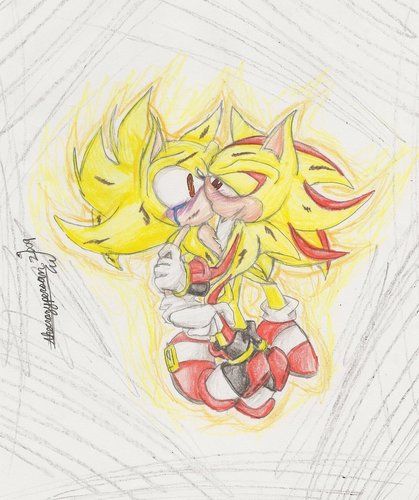 super sonadow omg i love tht couple