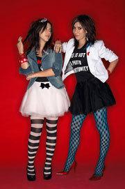 the veronicas :)