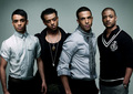 xx JLS my favourite fit band xx :)o - singing photo