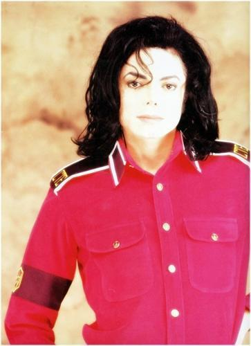 <3 Michael Jackson C: