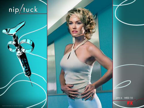 Nip/Tuck wallpaper entitled  Nip Tuck Promo Posters