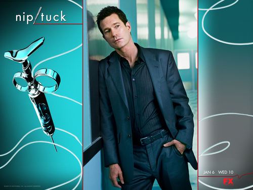 Nip/Tuck wallpaper titled  Nip Tuck Promo Posters