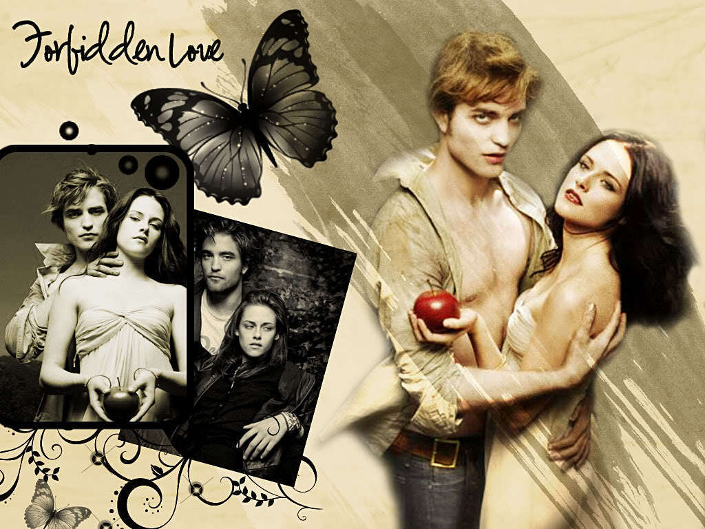 forbidden love twilight series wallpaper 10193165