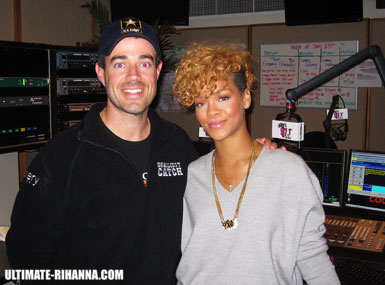 01-27 - On 97.1 AMP Radio with Carson Daly, LA