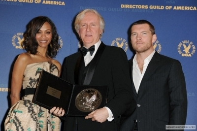 01.30.10: Directors Guild Of America Awards - Press Room