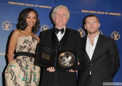 01.30.10: Directors Guild Of America Awards - Press Room
