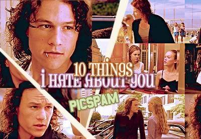 10 things Picspam