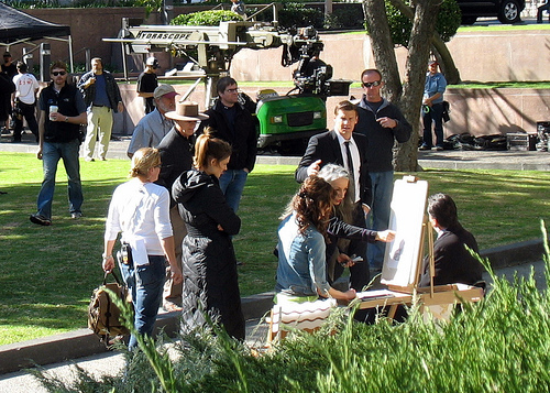 100th Episode Behind the Scenes