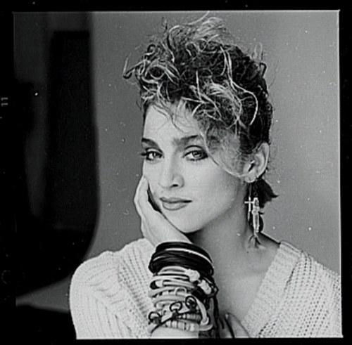 1983- マドンナ によって Eric Watson Outtakes