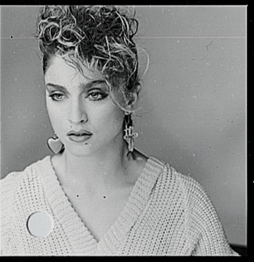 1983- Madonna by Eric Watson Outtakes