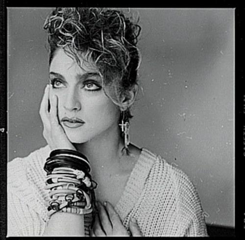 1983- Madonna door Eric Watson Outtakes